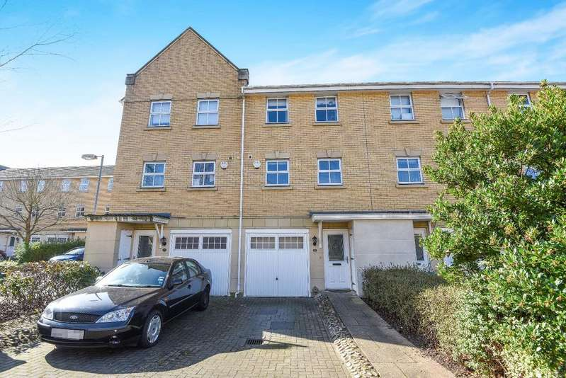 3 Bedrooms Town House for sale in Sparkes Close Bromley BR2