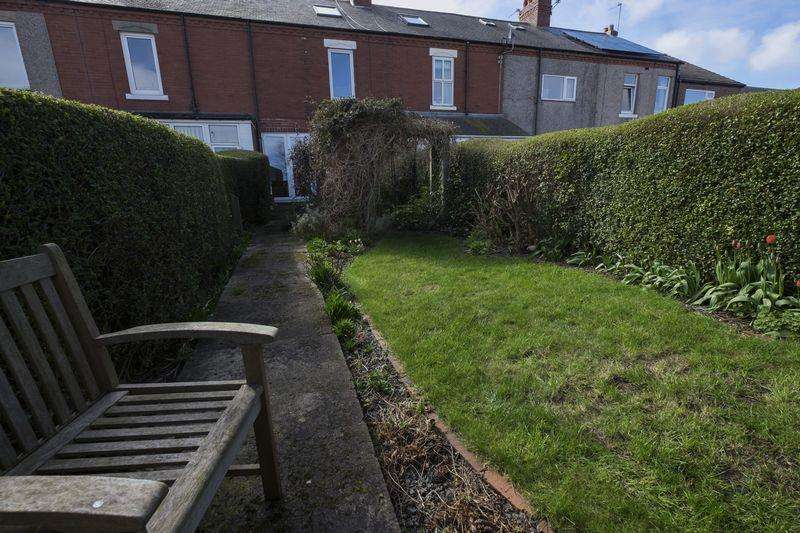 2 Bedrooms Terraced House for sale in Manners Gardens, Seaton Delaval
