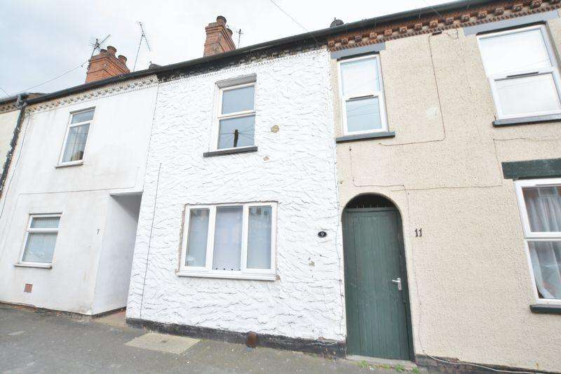 3 Bedrooms Terraced House for sale in Ashfield Street, Lincoln