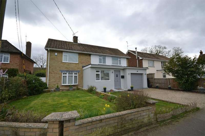 3 Bedrooms Detached House for sale in North End, Southminster, Essex