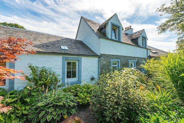 4 Bedrooms Semi Detached House for sale in Dykehead House, Port of Menteith, Stirling, Stirlingshire, FK8