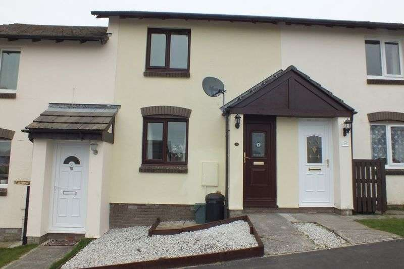 2 Bedrooms Terraced House for sale in The Heathers, OKEHAMPTON
