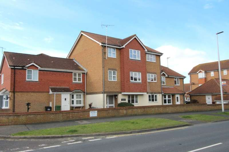 2 Bedrooms Flat for sale in The Portlands, Eastbourne, BN23