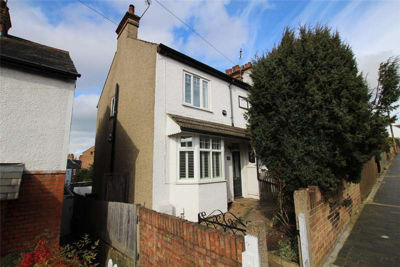 4 Bedrooms Semi Detached House for sale in Cornwall Road, St. Albans, Hertfordshire, AL1