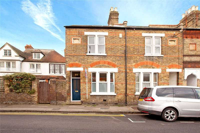 4 Bedrooms Semi Detached House for sale in Alexandra Road, Windsor, Berkshire, SL4
