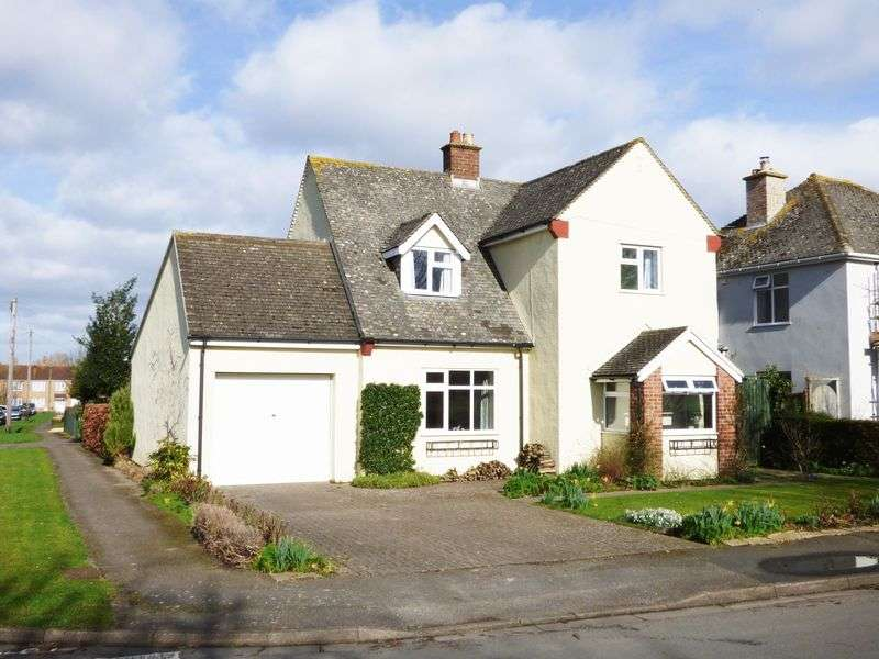 3 Bedrooms Detached House for sale in Astridge Road, Gloucester