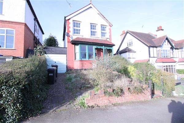 3 Bedrooms Detached House for sale in The Avenue