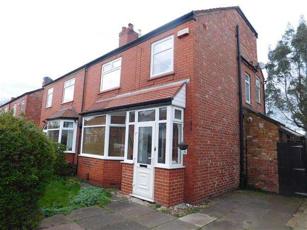 4 Bedrooms Semi Detached House for sale in Dunmore Road, Gatley, Cheshire