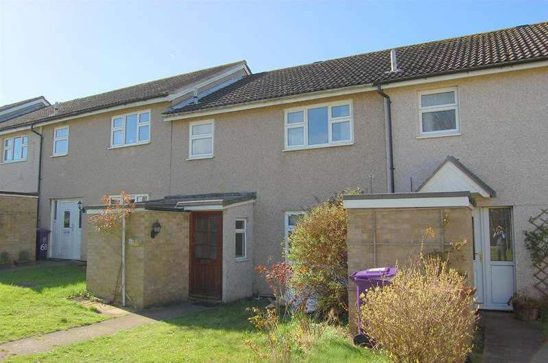 3 Bedrooms Terraced House for sale in Chaucer Way, Hitchin