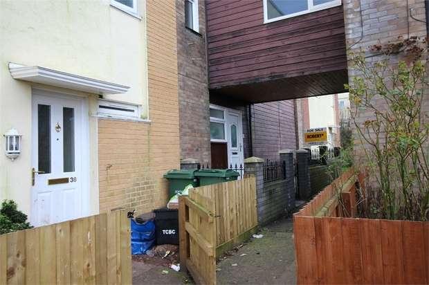 4 Bedrooms Terraced House for sale in 35 Teynes, Coed Eva, CWMBRAN, Torfaen