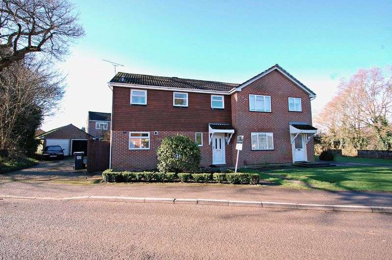 3 Bedrooms Semi Detached House for sale in Borough Road, PETERSFIELD, Hampshire