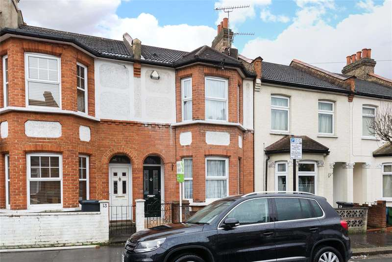 3 Bedrooms Terraced House for sale in Addiscombe Court Road, Croydon