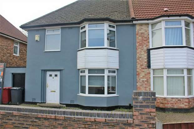 3 Bedrooms End Of Terrace House for sale in Knowsley Lane, Liverpool, Merseyside