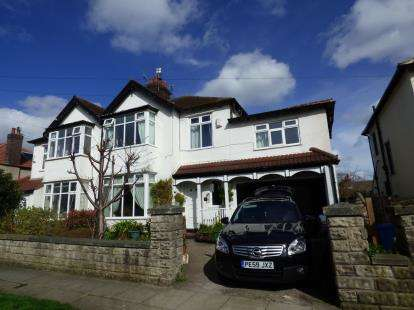 4 Bedrooms Semi Detached House for sale in Glenmore Avenue, Mossley Hill, Liverpool, Merseyside, L18