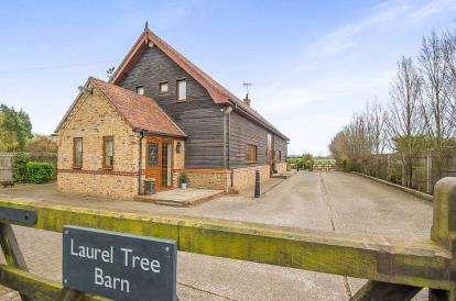 5 Bedrooms Barn Conversion Character Property for sale in Walpole Highway, Wisbech, Norfolk