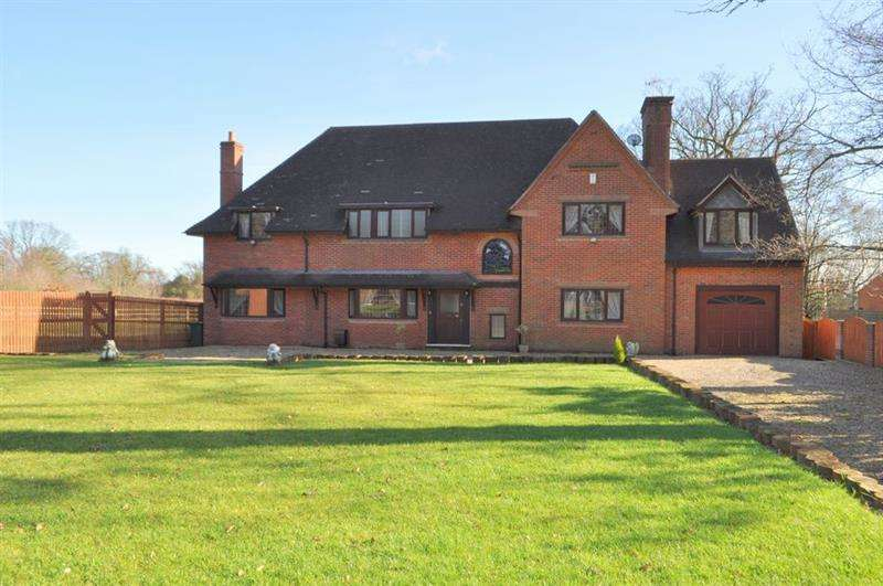6 Bedrooms Detached House for sale in Linthurst Road, Blackwell, BROMSGROVE