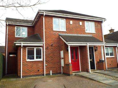 2 Bedrooms Semi Detached House for sale in Handley Street, Aylestone, Leicester, Leicesershire