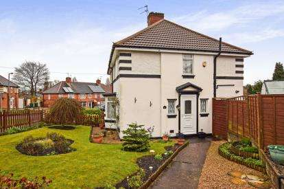 3 Bedrooms Semi Detached House for sale in Astbury Avenue, Smethwick, West Midlands