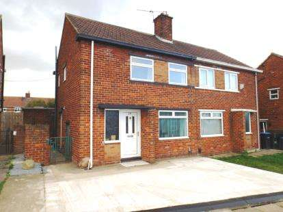 2 Bedrooms Semi Detached House for sale in Overdale Road, Middlesbrough, North Yorkshire