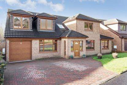4 Bedrooms Detached House for sale in Lakeside Road, Kirkcaldy