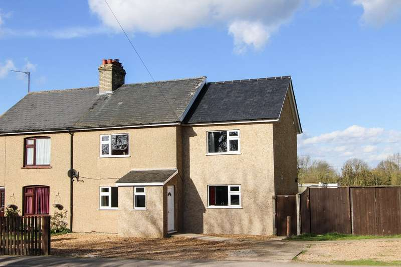 4 Bedrooms Semi Detached House for sale in Fordham Road, Soham