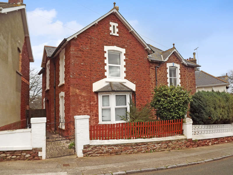 3 Bedrooms Semi Detached House for sale in Innerbrook Road, Chelston, Torquay