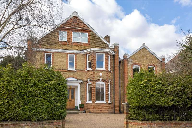 8 Bedrooms Detached House for sale in Oakleigh Park South, London, N20