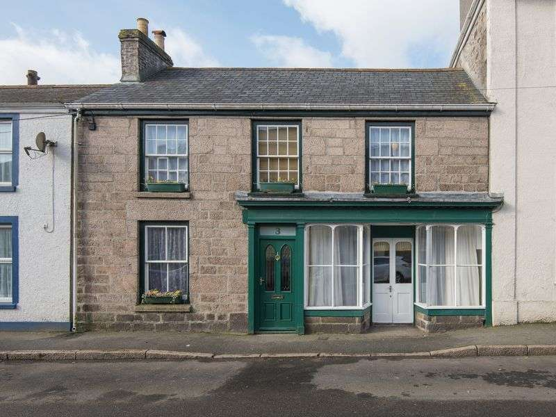 4 Bedrooms Terraced House for sale in Church Street, Redruth