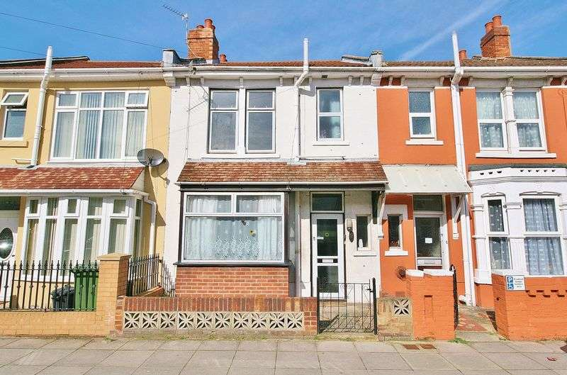 3 Bedrooms Terraced House for sale in Meon Road, Milton