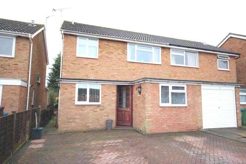 3 Bedrooms Semi Detached House for sale in Lowmon Way, Hawkslade