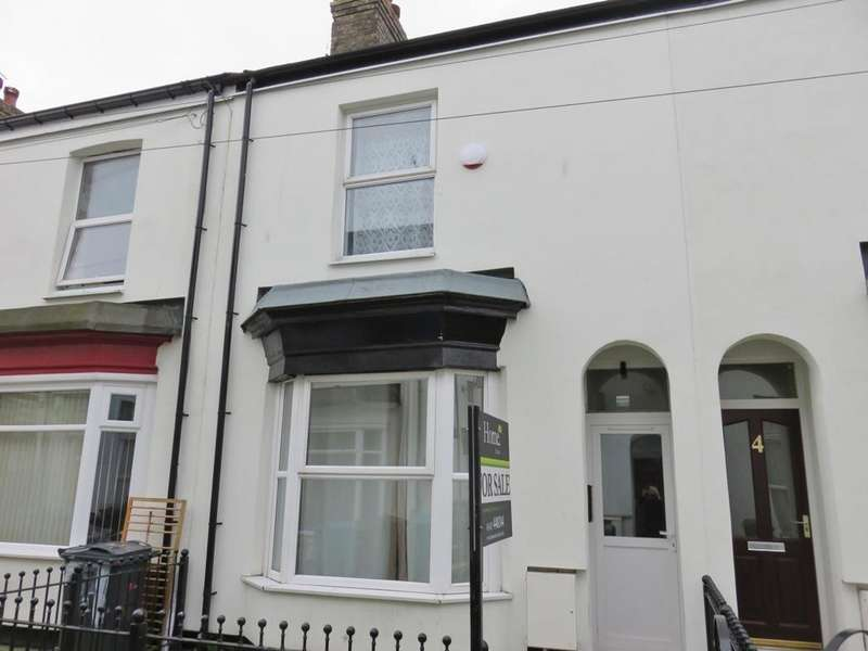 3 Bedrooms House for sale in Devonshire Villas, HULL, HU3 3BA