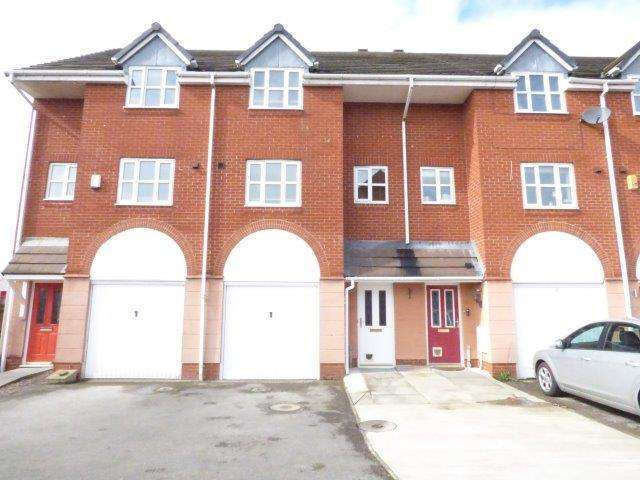 3 Bedrooms Terraced House for sale in Akeman Close, Morecambe, Lancashire, LA3 3BP