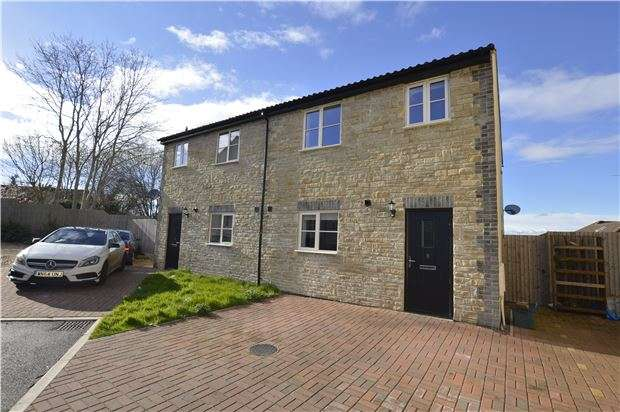 3 Bedrooms Semi Detached House for sale in Barton Well, Paulton