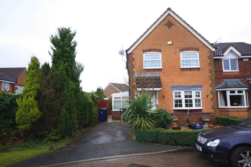 2 Bedrooms Detached House for sale in Edwards Drive, Whitefield