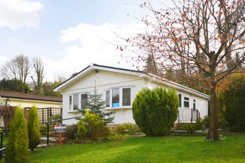 2 Bedrooms Park Home Mobile Home for sale in Longway Bank, Whatstandwell, Derbyshire