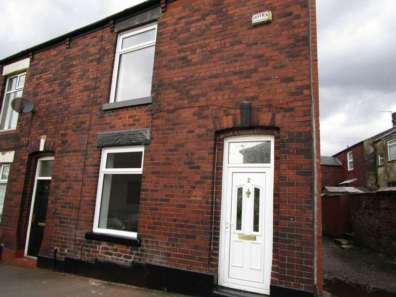 2 Bedrooms Terraced House for sale in Lewis Street, Shaw
