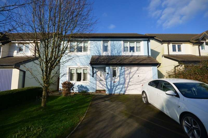 4 Bedrooms Detached House for sale in Wheal Jane Meadows, Threemilestone