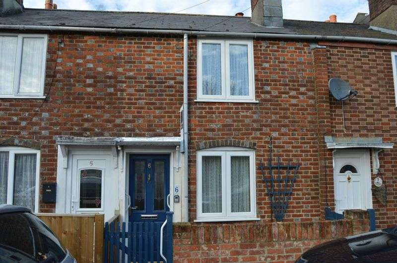 2 Bedrooms Terraced House for sale in South View, Newport