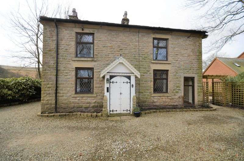 5 Bedrooms Detached House for sale in Hordern Cottage, Rivington Road, Bolton, BL7 8AD
