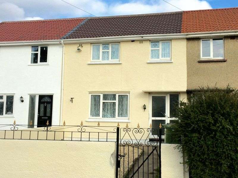3 Bedrooms Terraced House for sale in Plummers Hill, Bristol