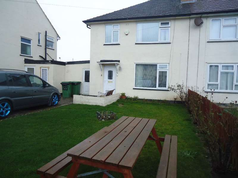 3 Bedrooms Semi Detached House for sale in Pasture Avenue, Moreton, Wirral