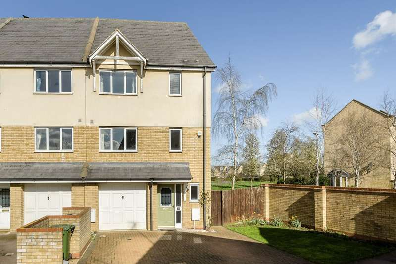 4 Bedrooms Terraced House for sale in Clement Drive, Peterborough, PE2 9RQ