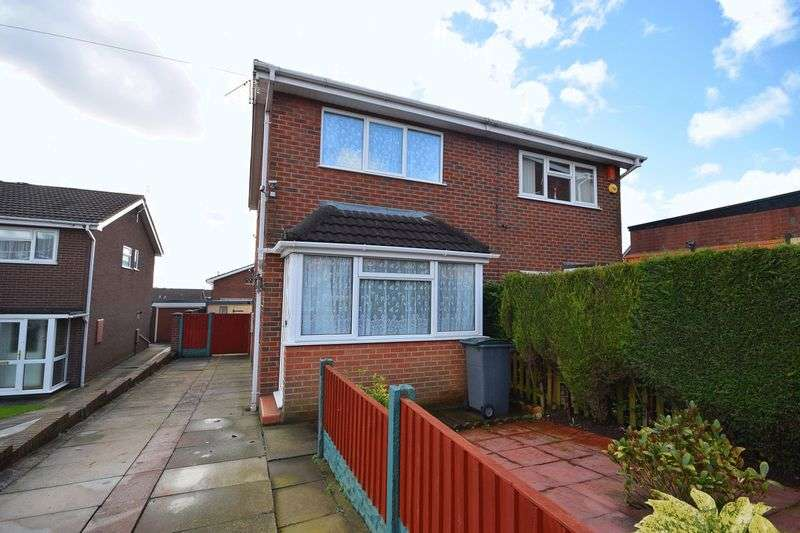 2 Bedrooms Semi Detached House for sale in Lydia Drive, Birches Head