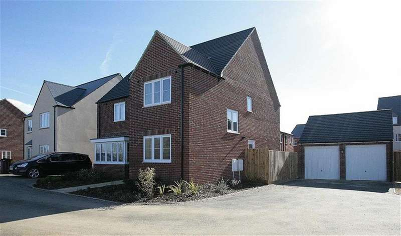 5 Bedrooms Detached House for sale in Swift Drive, Bodicote