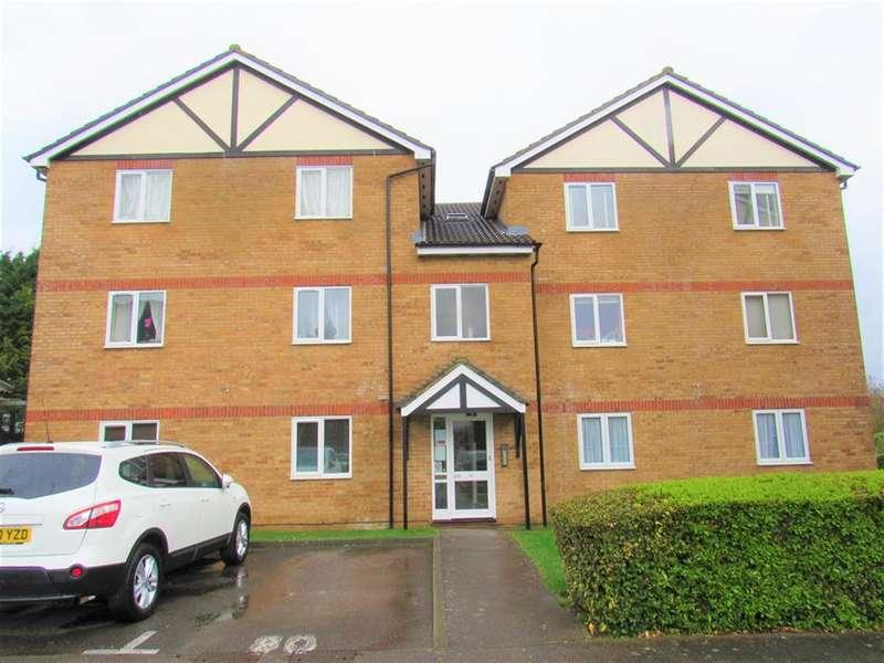 2 Bedrooms Flat for sale in Foxglove Way, Hackbridge, Surrey, SM6 7JJ