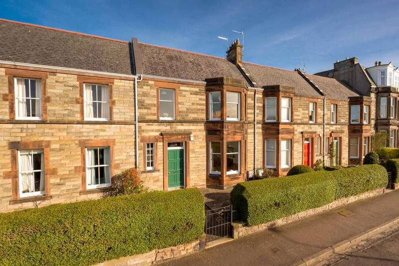 4 Bedrooms Terraced House for sale in 78 Netherby Road, Trinity, EH5 3LX