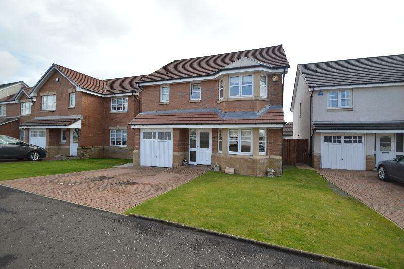 4 Bedrooms Detached House for sale in Earlswood Avenue, Irvine, North Ayrshire, KA11 2FD