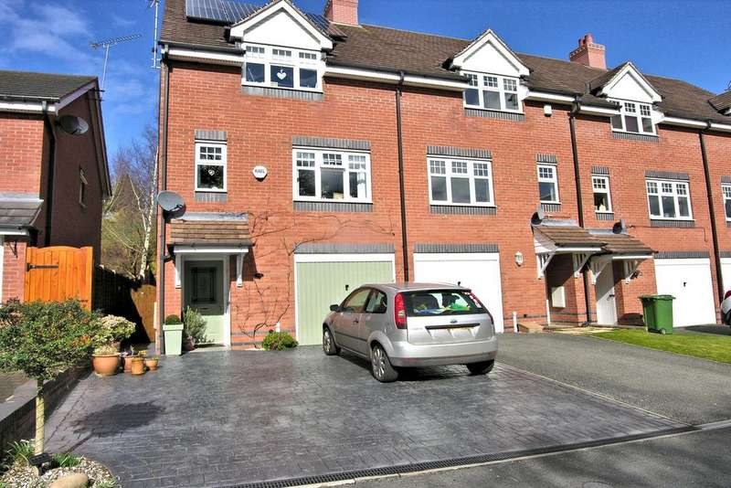 3 Bedrooms End Of Terrace House for sale in BLUEBELL HOLLOW, WALTON, STAFFORD ST17