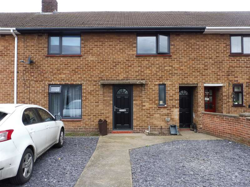 3 Bedrooms Terraced House for sale in Stafford Avenue, New Balderton, Newark, NG24