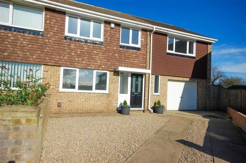 5 Bedrooms Semi Detached House for sale in North Farm Avenue, Sunderland